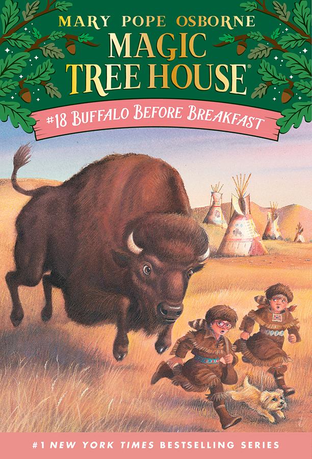 Book_18_Buffalo_Before_Breakfast