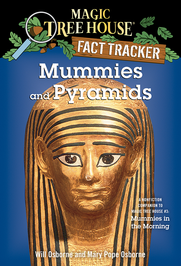 Magic Treehouse 3 Part - 35: Mummies And Pyramids