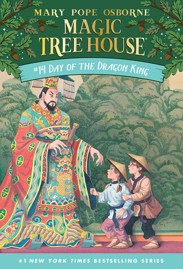 Reading Levels :: Magic Tree House