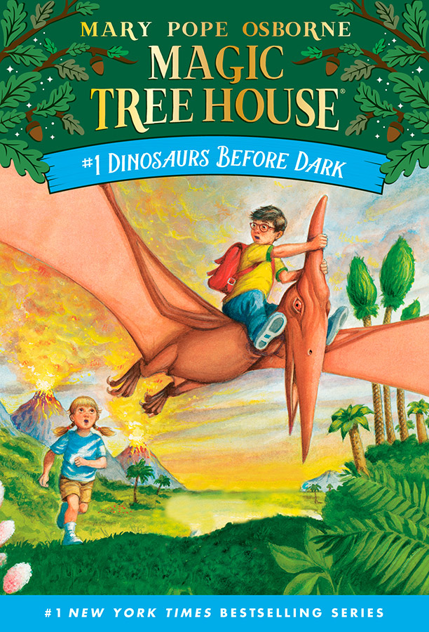 what reading level is the magic treehouse series