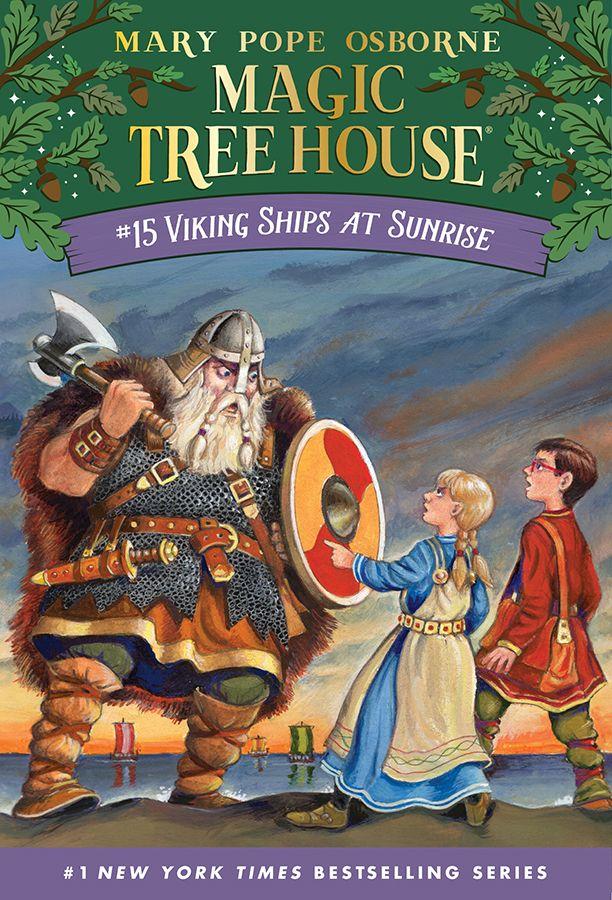 Lesson Plans :: Magic Tree House