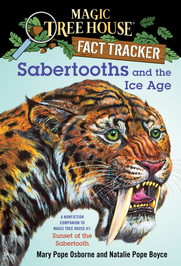 Fun Facts Sabertooths and the Ice Age