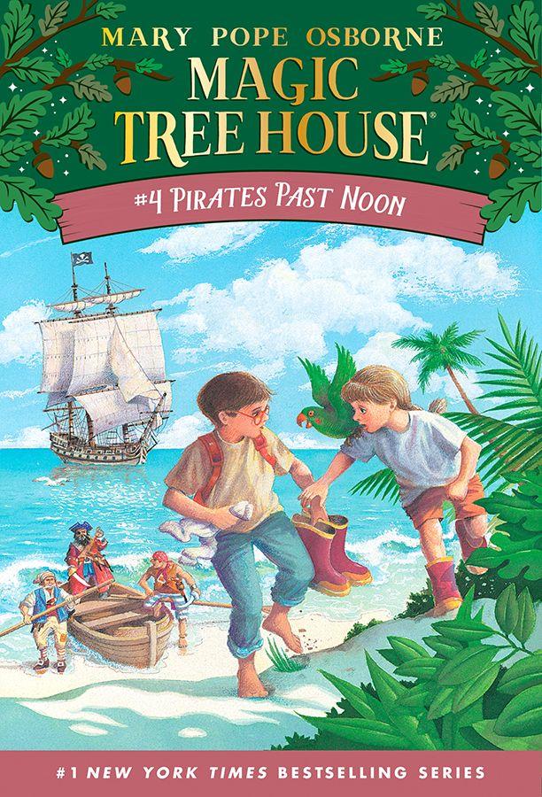 MTH on Stage :: Magic Tree House