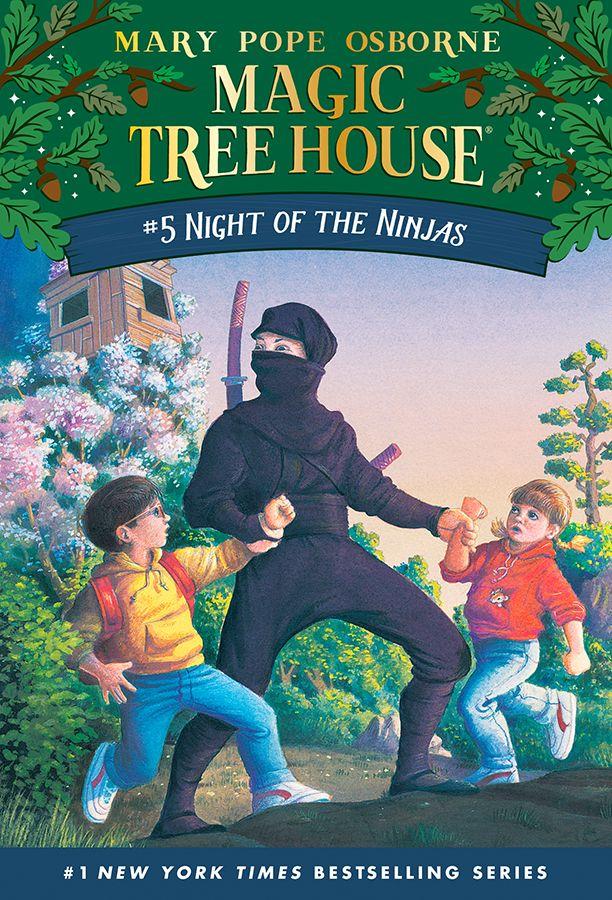 Lesson Plan 05 Night Of The Ninjas